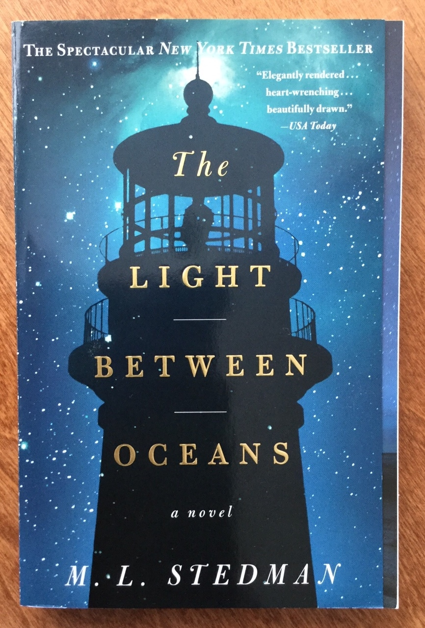 Janus Rock Australia Map.Book Review The Light Between Oceans By M L Stedman Marianne Perry