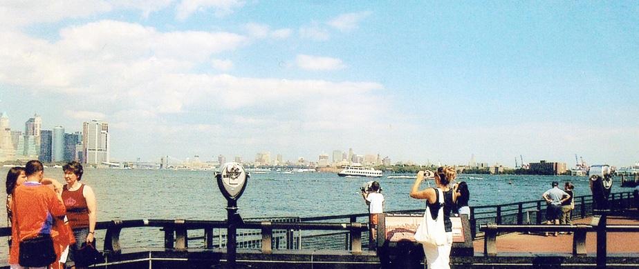 10. Establishing Family History At Ellis Island Today.