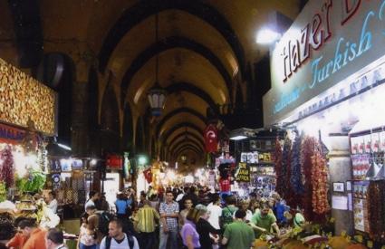 Istanbul Turkey's Spice Market