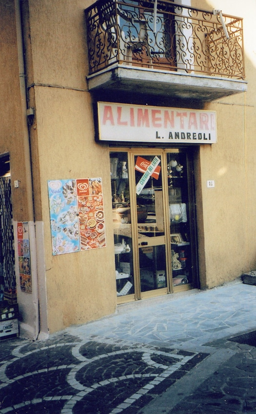Andreoli's store
