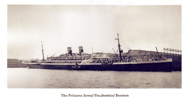 The Prinzess Irene