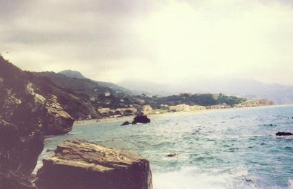 Cedri Riviera coastline