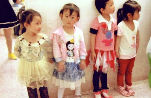Kindergarten in Fengdu, China