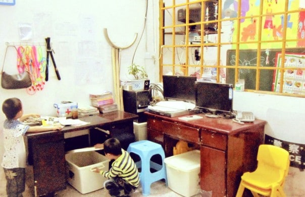 Workspace for teachers