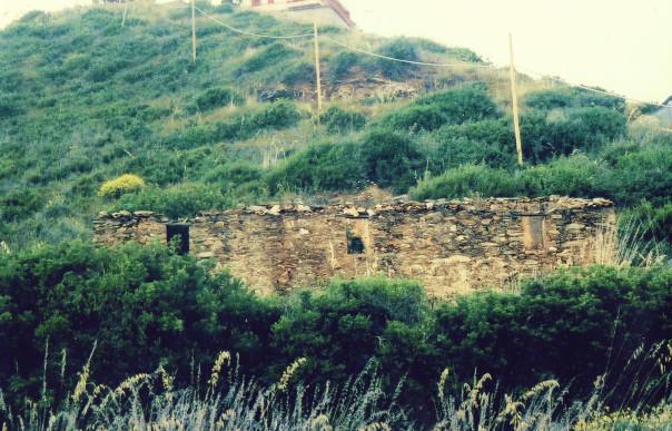 Abandoned-ruins