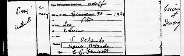 Birth-and-baptism-record