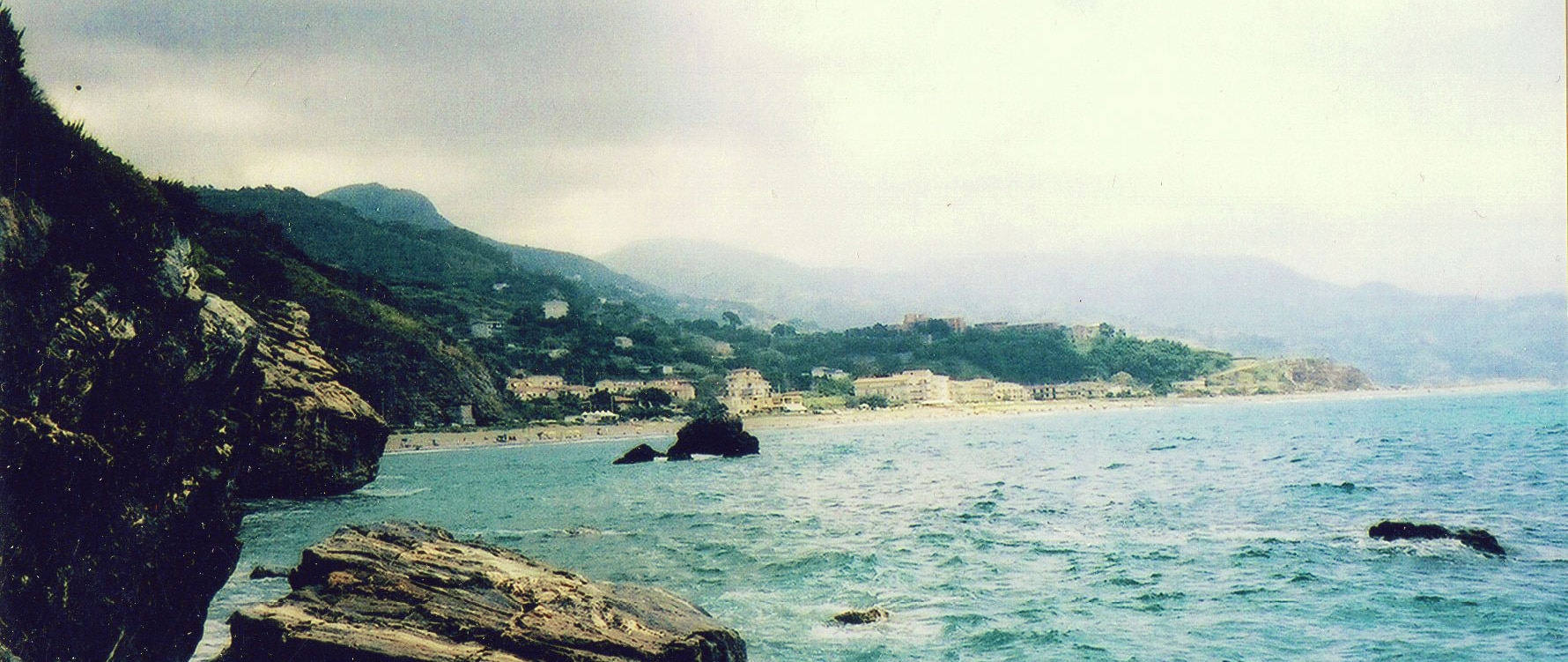 Behind The Book: Cetraro, Calabria, Southern Italy