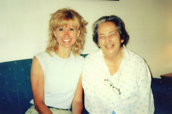 Marianne and Mrs. Claudia Siniscalachi