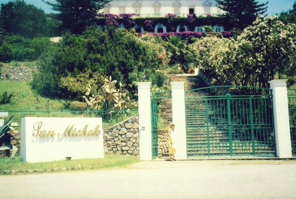 San Michele front entrance