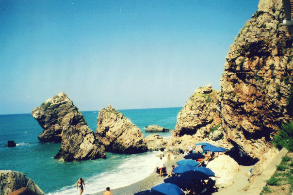 San Michele private beach