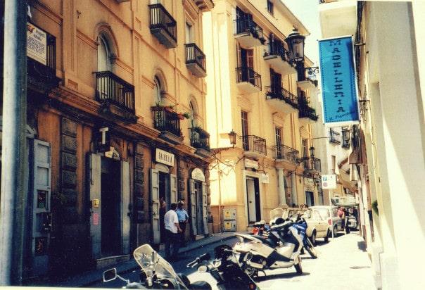 Street in Cetraro
