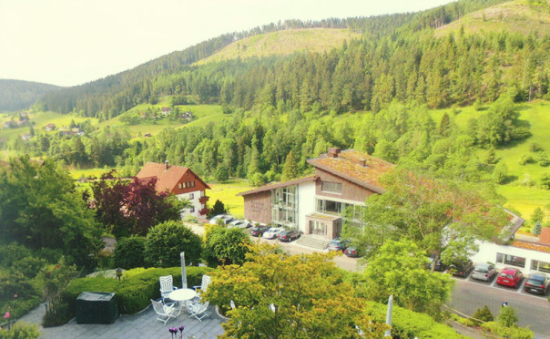 Hotel-Trauble Tonbach, Black Forest