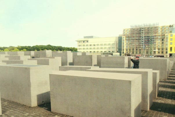 Germany's-National Holocaust Memorial