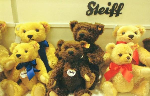 Steiff-Teady-Bears