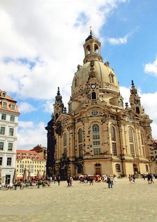 The-Dresden-Frauenkirche