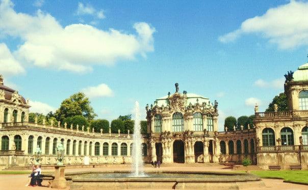 Zwinger-Palace