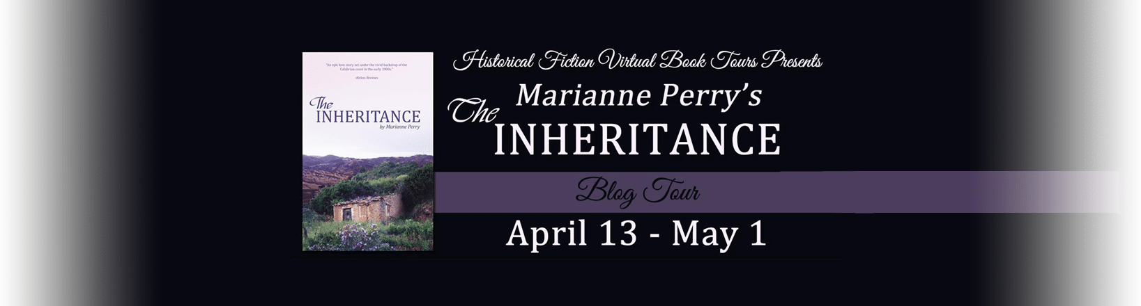 The Inheritance on Blog Tour