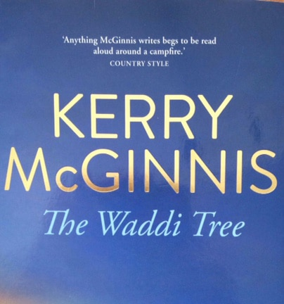 Book Musings: The Waddi Tree by Kerry McGinnis