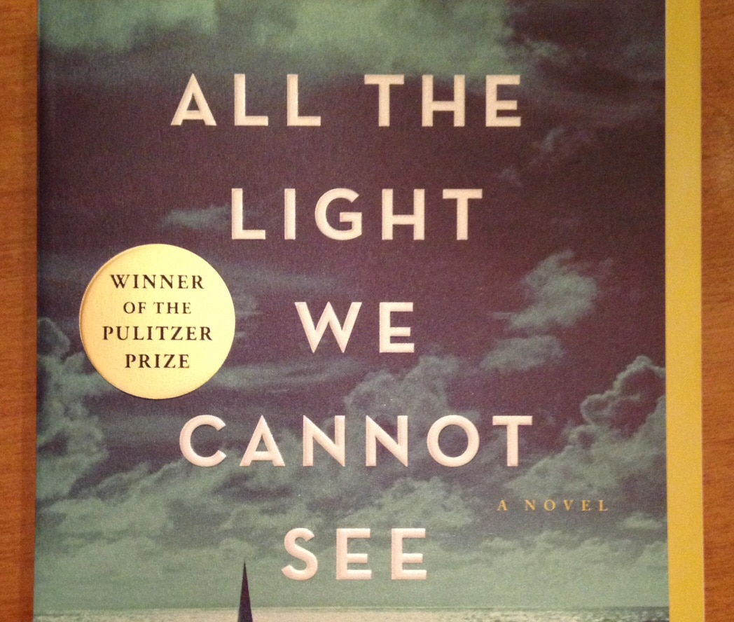 Book Musings: All The Light We Cannot See by Anthony Doerr