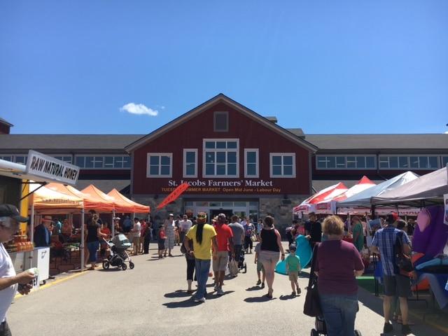 St. Jacob's Market.