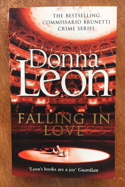 Falling In Love by Donna Leo