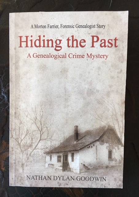 Book Musings: Hiding the Past by Nathan Dylan Goodwin