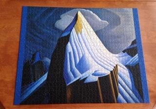 Book Musings: The Mountain Story by Lori Lansens