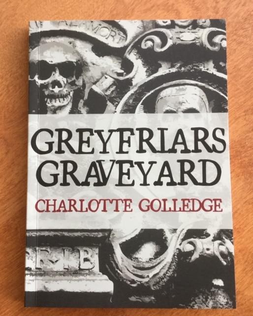 Greyfriars Graveyard, Scotland.