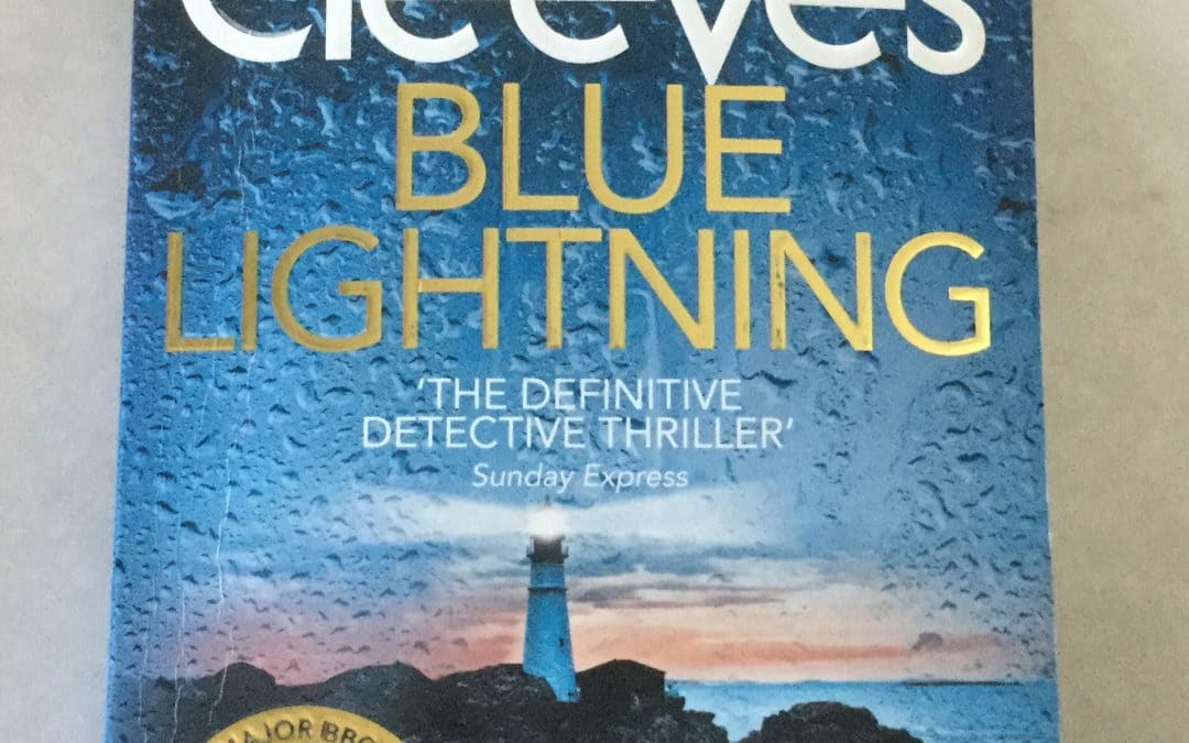 Blue Lighting by Ann Cleeves