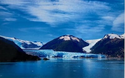 The Amalia Glacier