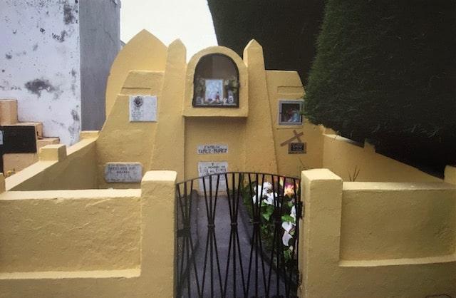 The Punta Arenas Cemetery